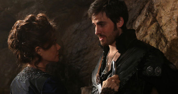 once upon a time season2 ep8 into the deep cora hook Once Upon A Time Season 2, Episode 8 Review   Battle Royale