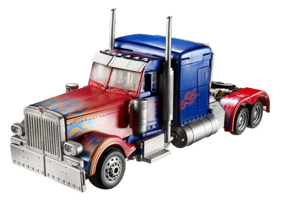 optimus prime leader  vehicle  Nearly Every Transformers 2 Robot Revealed!