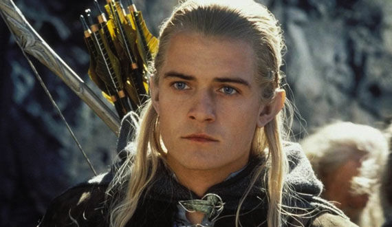 orlando bloom legolas the hobbit Orlando Blooms Legolas Returning For The Hobbit