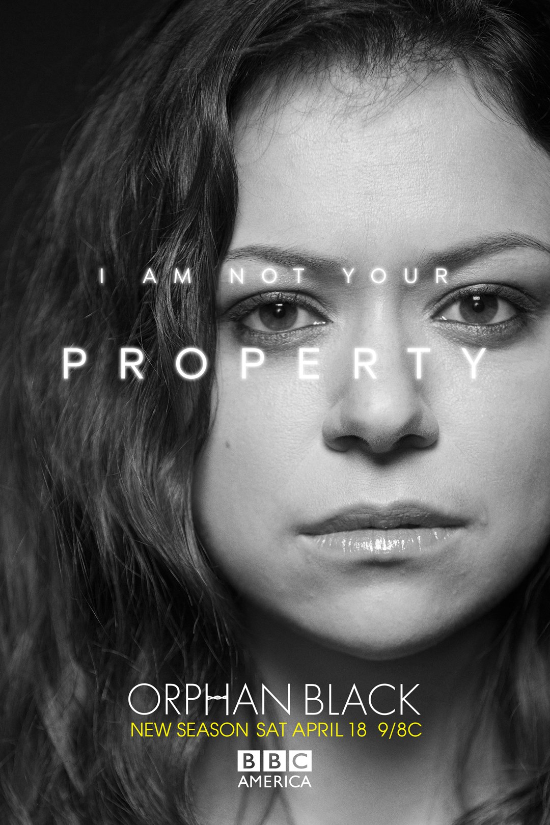 New ORPHAN BLACK Season 3 Trailers, Clip and Character ... |Orphan Black Season 3 Poster