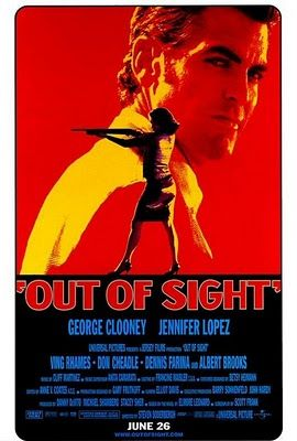 out of sight poster George Clooney: Movie Star