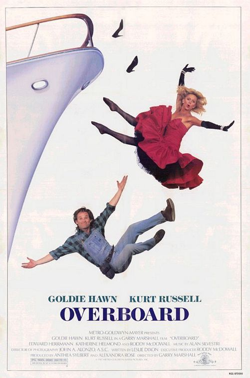 overboard Its The 80s Again: Romancing The Stone & Overboard Remakes