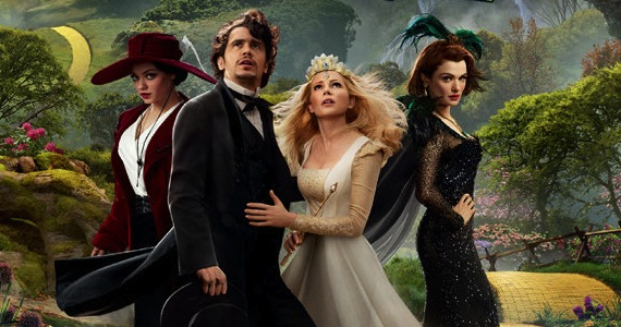 oz great powerful sequel Oz the Great and Powerful Cast Returning for Sequel; Sam Raimi Not Directing?