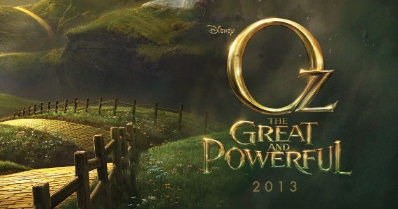 oz great powerful Official Oz the Great and Powerful Poster Teases Sam Raimis Oz
