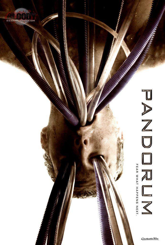 2009 et ces meilleur films Pandorum-poster
