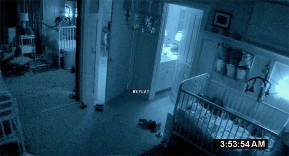 paranormal activity 2 Paranormal Activity 2 Trailer as Mysterious as the First