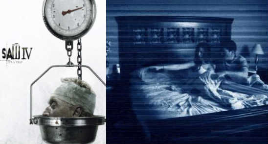 paranormal activity beats saw vi box office Weekend Movie News Wrap Up: October 26, 2009