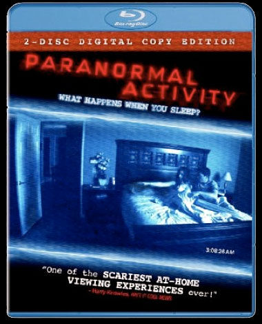 paranormal activity blu ray Enter To Win In TWO Paranormal Activity Contests