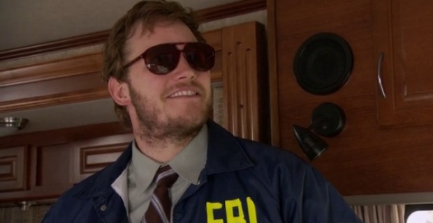 parks and recreation andy Jurassic World: Chris Pratt Confirms Lead Role & Character Details