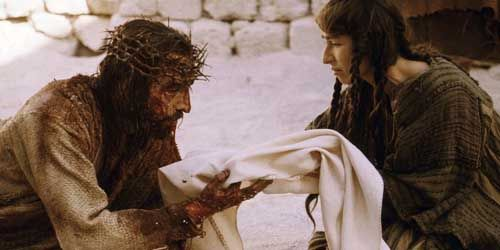 passion of the christ jim caviezel History Channel Prepares The Bible Miniseries From Survivor Producer