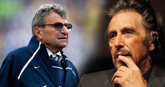 paterno pacino Pacino & Brian De Palma Re Teaming for Joe Paterno Biopic Happy Valley