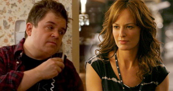 patton oswalt rosemarie dewitt Newsroom Season 2 Adds Patton Oswalt & Rosemarie DeWitt