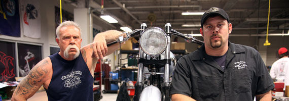 paul jr paul sr American Chopper: Senior vs. Junior Renewed For Season 2