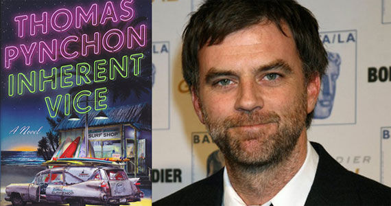 paul thomas anderson Paul Thomas Anderson Will Start Shooting Inherent Vice in April