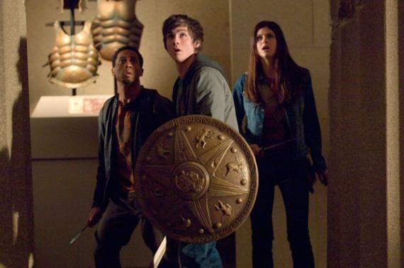 percy jackson and the olympians still Percy Jackson Sequel The Sea of Monsters In The Works