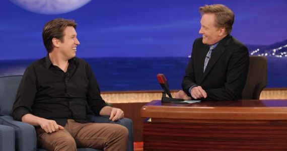 pete holmes show conan pete Pete Holmes Show Host Says Show Will Be Different & Edgy Without Being Ugly