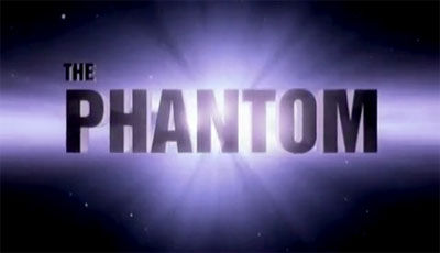 phantom logo Trailer for SyFys The Phantom