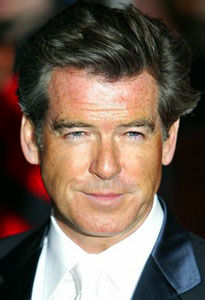 piercebrosnan Brosnan, Cage and Polanski   Together At Last!