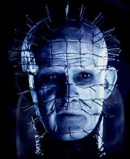 Pinhead - Hellrasier