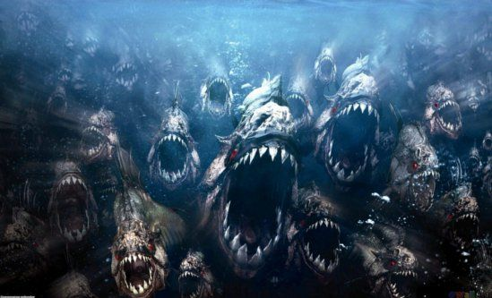 piranha 3dd movie Piranha 3DD Trailer: Second Course of Guilty Pleasure