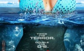 piranha 3dd new poster 280x170 Movie Images & Posters: G.I. Joe 2, Expendables 2, Piranha 3DD & More