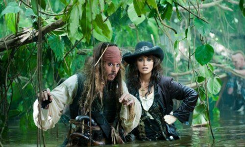 pirates captures the box office Weekend Movie News Wrap Up: May 22, 2011