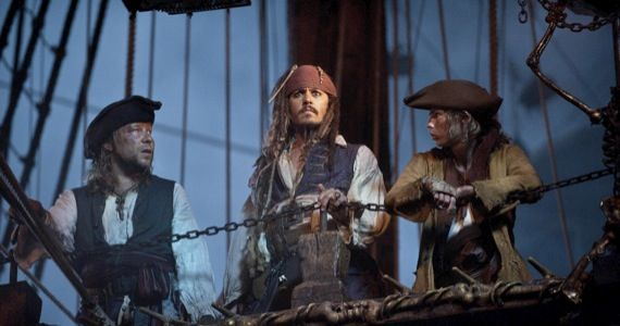 pirates caribbean 5 script rewrite Pirates of the Caribbean 5 Is Being Rewritten; Rob Marshall May Direct