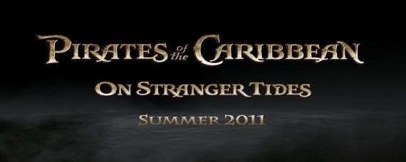 pirates of the caribbean 4 logo2 Latest Pirates of the Caribbean 4 Casting News [Updated]