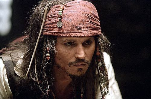 pirates of the caribbean jack sparrow Disneys Chairman Steps Down = No Johnny Depp In Pirates 4?