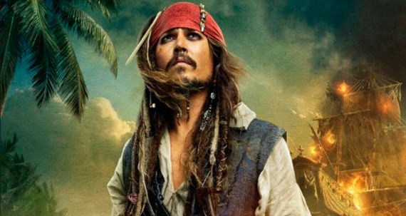 pirates of the caribbean jack sparrow1 Disneys Wish List of Pirates of the Caribbean 5 Directors