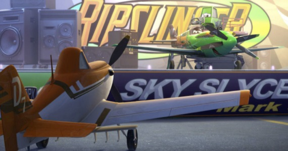 planes movie review dusty ripslinger Planes Review
