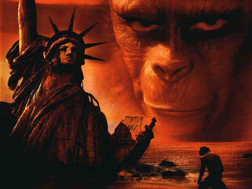 planet of apes Planet Of The Apes Movie Dead