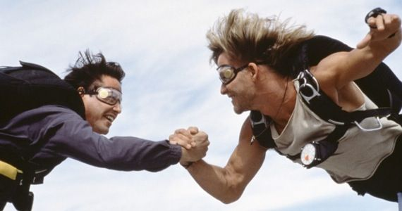 point break remake keanu reeves Point Break Remake In The Works