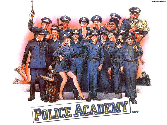 police academy reboot Police Academy Reboot Needs New Recruits
