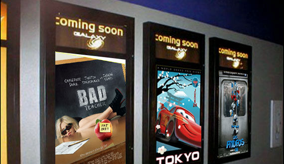 poster post header 03 11 11 Movie Poster Roundup: Fast Five, Thor, X Men: First Class & More