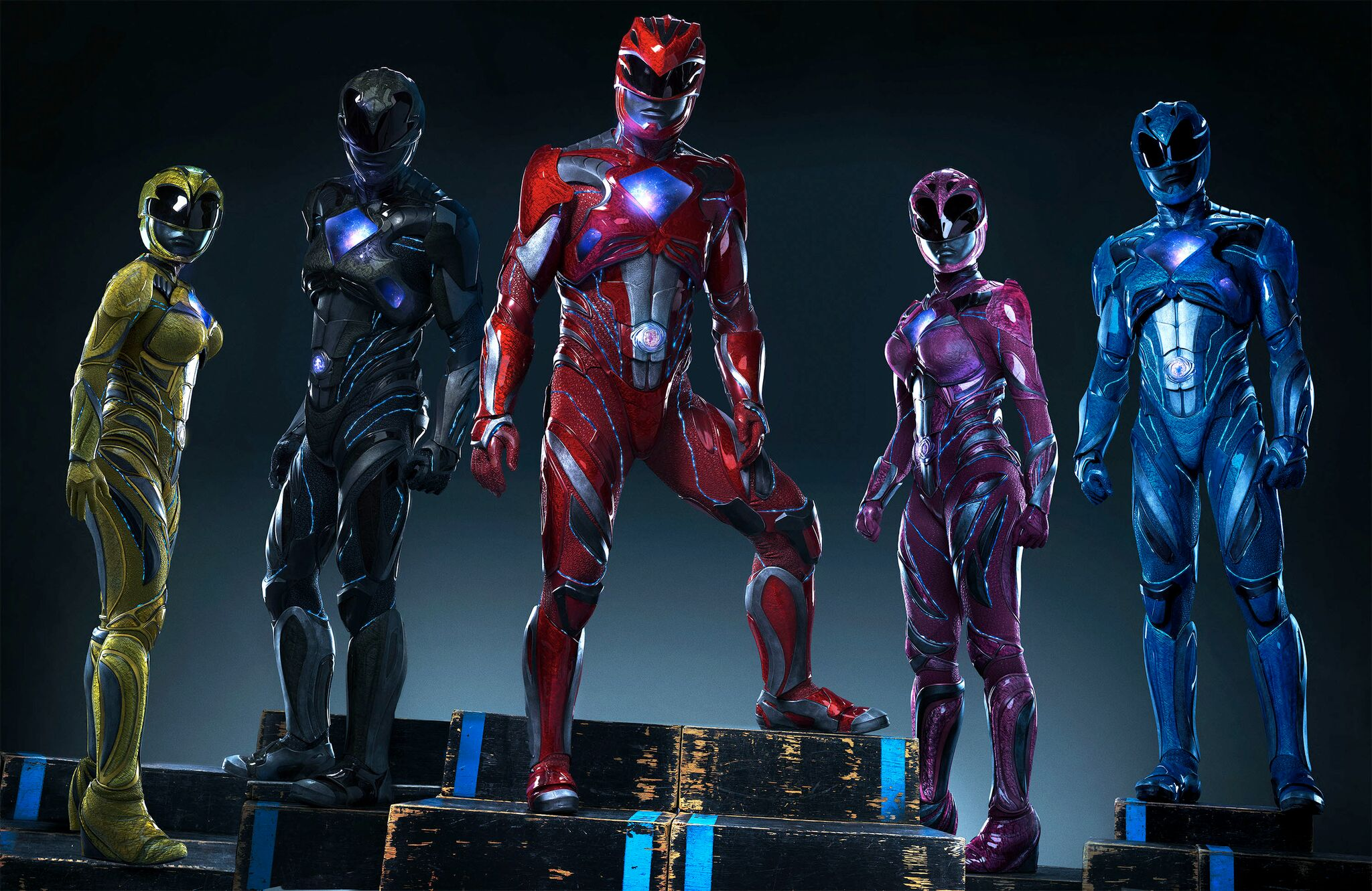 Image result for power rangers 2017 movie pics