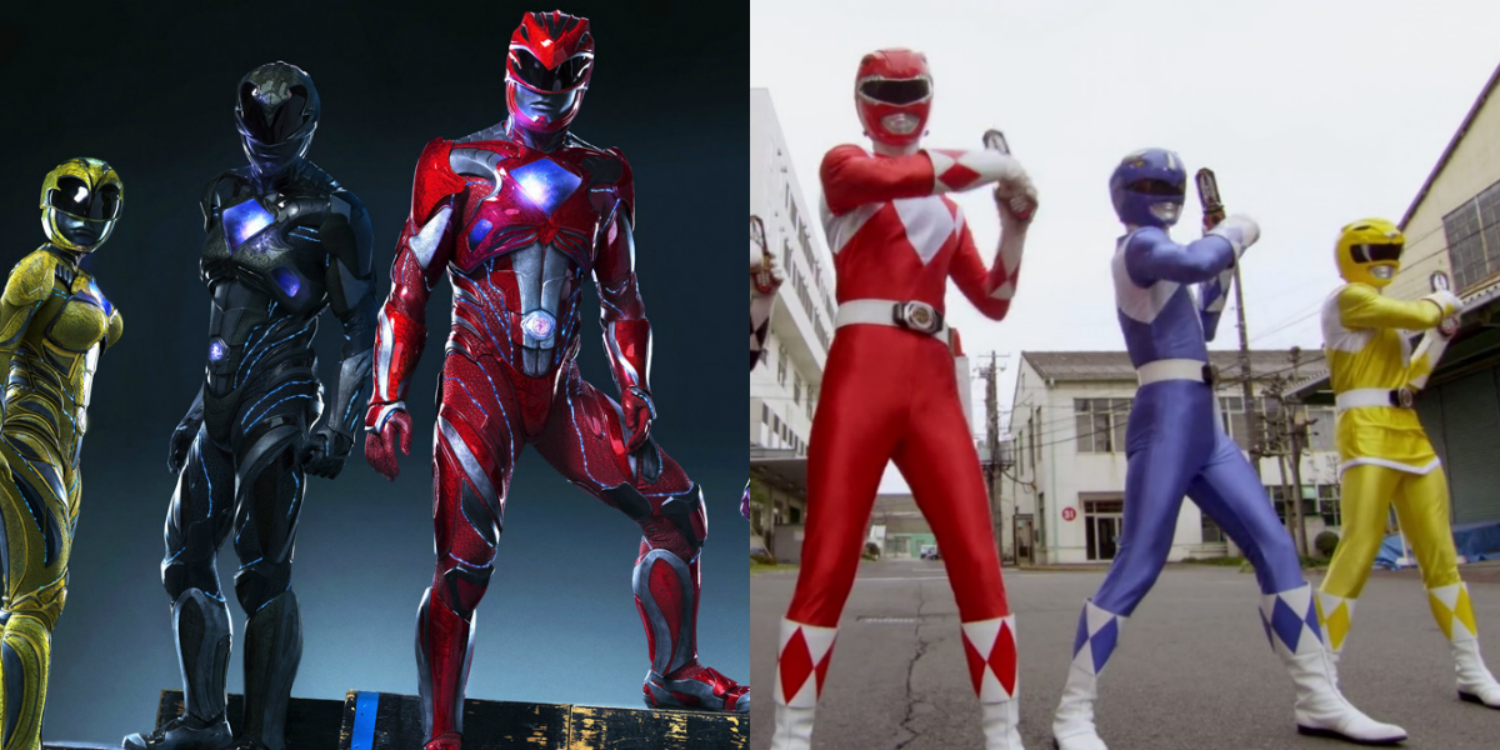 Power Rangers Movie Reboot Costumes Reactions Are Not Positive
