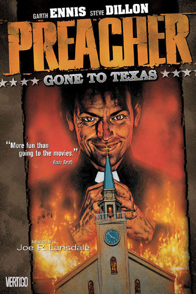 preacher gone to texas Counterpoint: How To Make DC Comics Movies That WORK