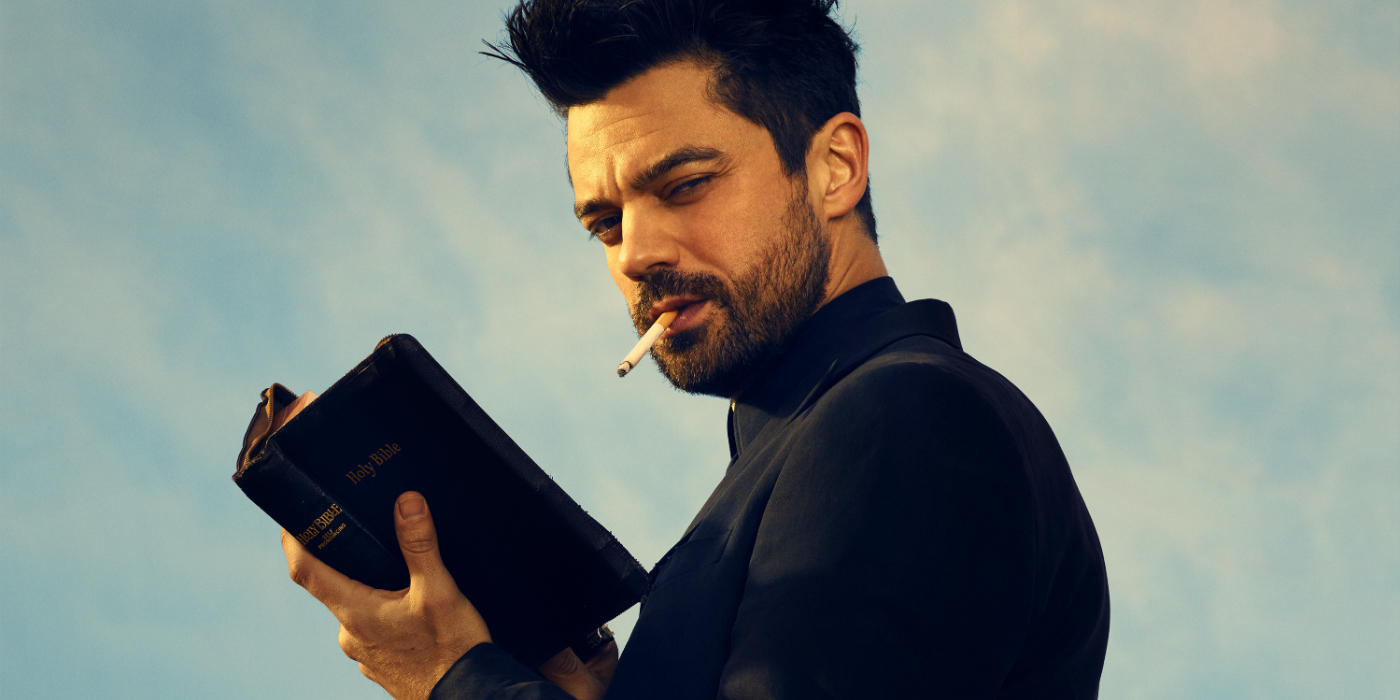 Preacher renewed for season 2