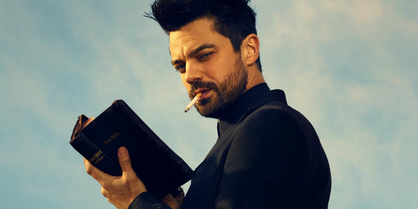 Preacher renewed for season 2