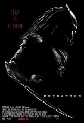 predators poster 279x407 Screen Rants 2010 Summer Movie Preview