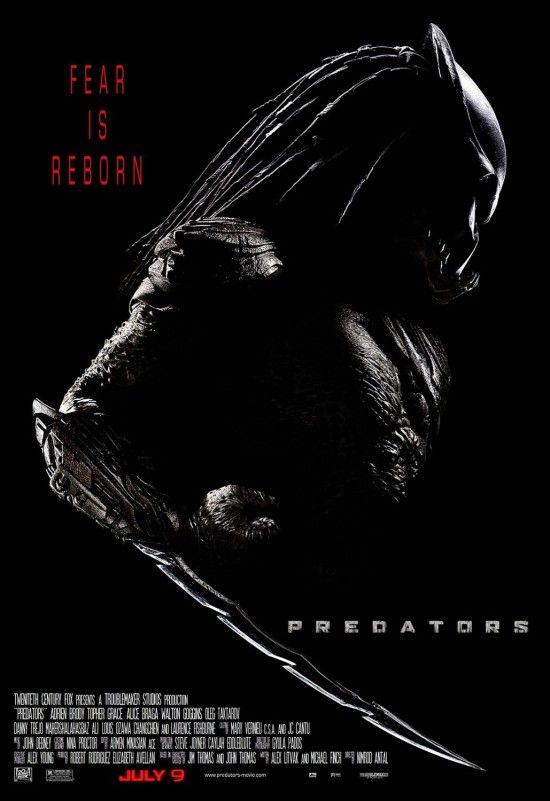 Ragadozók – Predators