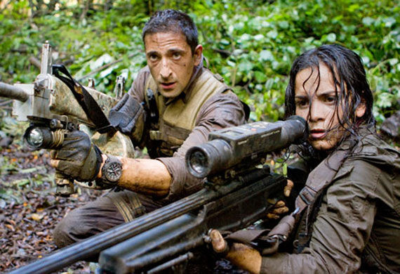 Adrien Brody and Alice Braga in Predators review