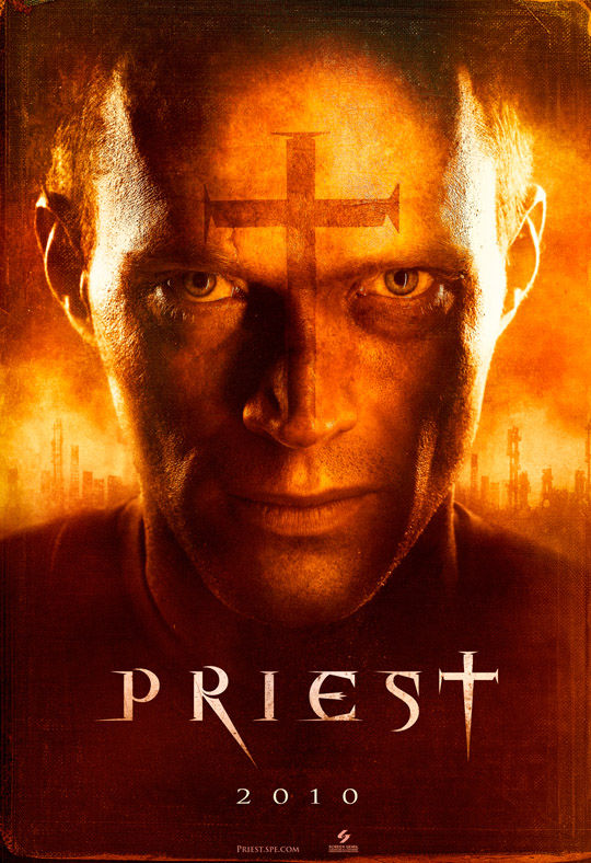 priest poster Teaser Poster For Priest