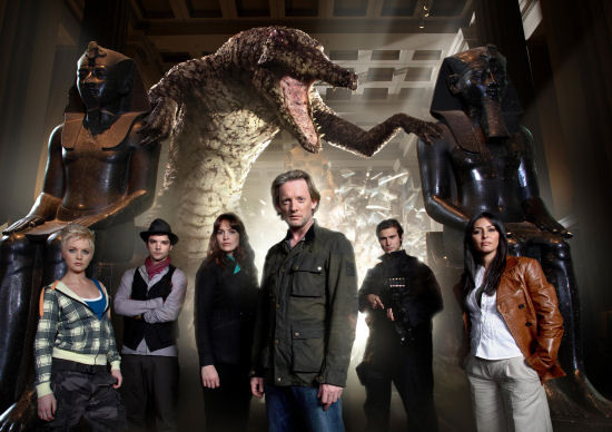 primeval Primeval Gets New Life