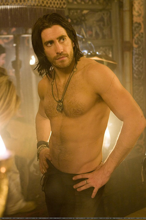 prince of persia jake gyllenhaal New Images Of Deadpool & The Prince Of Persia Look Uncool