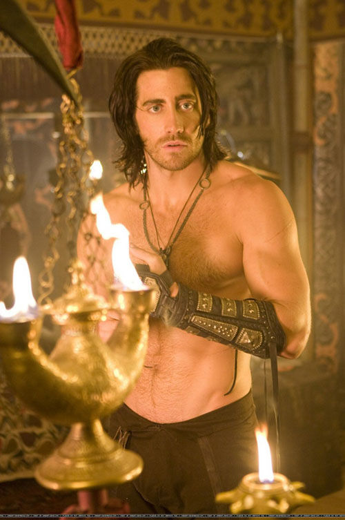 prince of persia jake gyllenhaal2 New Images Of Deadpool & The Prince Of Persia Look Uncool