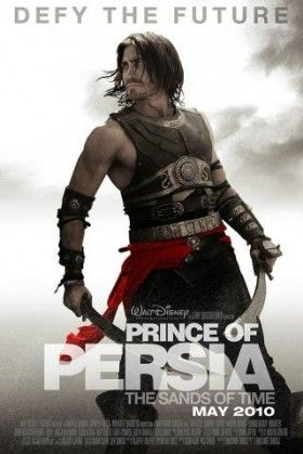 prince of persia the sands of time poster 280x419 Our 20 Most Anticipated Movies Of 2010