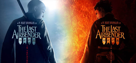 prince zuko aang the last airbender movie posters The Last Airbender Trailer #2