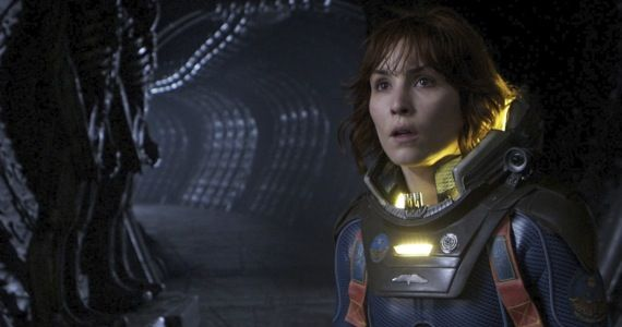 prometheus noomi rapace Prometheus Sequel in Trouble? Damon Lindelof Doesnt Think So